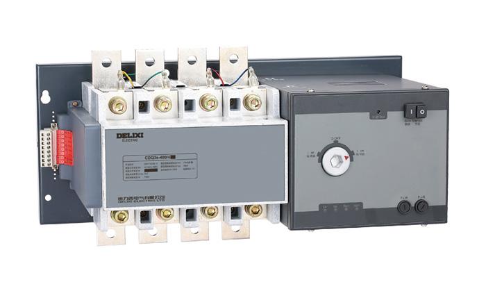 cdq3s 系列双电源自动转换开关